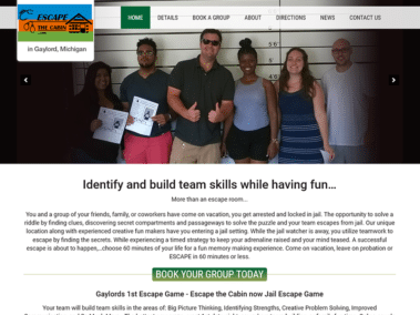 Escape the Cabin Moves to New Location and Launches Jail Escape Game
