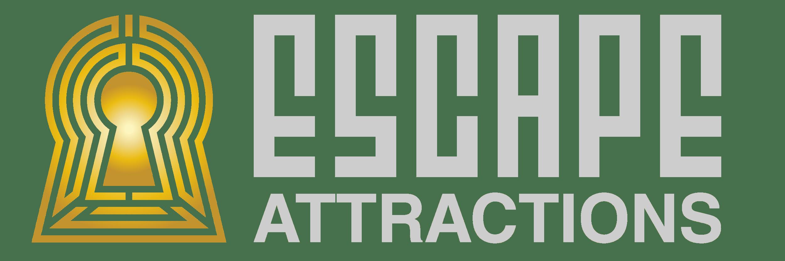 Escape Game Escape Games & Attractions Logo