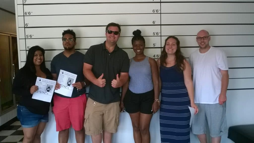 Jail Escape Game Gaylord Michigan
